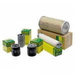Kit de filtres MANN Case IH MX 100, 110, 120, 135