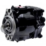 Pompe hydraulique double pour Case Ih MX réf. origine 199142A4
