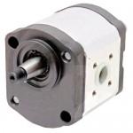 Pompe hydraulique adaptable simple flux DEUTZ FAHR D2506 to DX 55