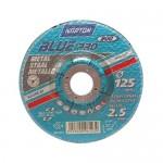 Disque à tronçonner - Blue Pro - métal - Ø 115