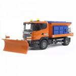 Camion de Déneigement Scania R-Série avec Lame
