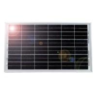 Panneau solaire 25W - Sans support universel