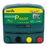 Electrificateur P4600 MaxiPuls - 230V + 12V + Boîtier de transport