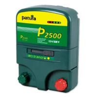 Electrificateur P2500 - 230V + 12V + Boîtier de transport