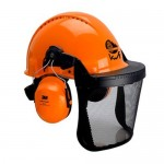Casque forestier Peltor G3000M UVICATOR