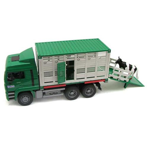 camion b taill re man bruder 02749. Black Bedroom Furniture Sets. Home Design Ideas