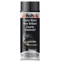 Peinture noire brillante Glanz Black 400 ml