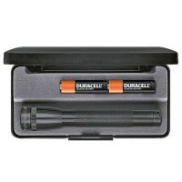 Torche MAG-LITE Mini Maglite AA, noire, piles incluses