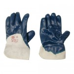 Gants de protection nitrille