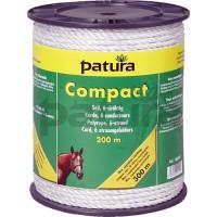 Corde PATURA Compact blanc 20 mm - 200 m