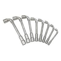 Jeu de clés à pipe de 8 à 24 mm - 9 pièces KS Tools