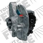 Pompe hydraulique tracteur FORD origine 83957379, E0NN600AC