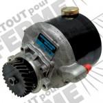 Pompe hydraulique tracteur FORD origine 83960261, E6NN3K514AB