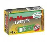 Piège à mouche Twister pack de 4