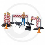 Bruder - Kit de chantier - Set de chantier