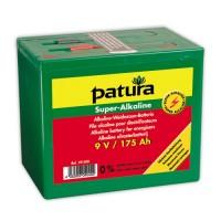 PATURA - Pile alcaline pour électrificateurs 9V/75Ah