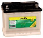 PATURA - Batterie spéciale 12 V / 130 Ah pour électrificateurs sur batterie et installations solaires, préchargée à sec