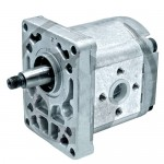 Pompe hydraulique BOSCH REXROTH simple flux pour Case Ih MXM & JX et Fiat, Ford, New Holland