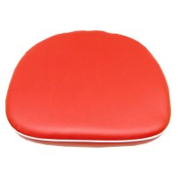 Coussin en PVC - Rouge