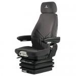 GRAMMER Siège ACTIMO XL en tissu Matrix, 24V  siège chauffant, accoudoir droit et gauche, appuie-tête