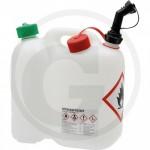 Jerrican à double compartiment - 5 litres et 3 litres