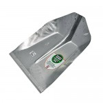 Pelle à rebord en aluminium - Sans manche