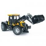 Tracteur JCB Fasttrac 3220 avec chargeur frontal