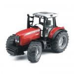 Tracteur Massey Ferguson 7480