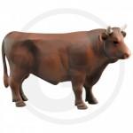 BRUDER - Figurine animaux Taureau brun