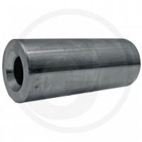 Douille 120 mm, à souder pour dents avec filetage M22 - Ø int. 22,5-36,5 mm