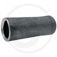 Douille 100 mm, à souder pour dents avec sécurité anti-torsions et filetage M20, M22, M24