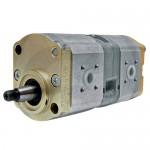 Pompe hydraulique double effet adaptable tracteur DEUTZ FAHR, Fendt, Steyr