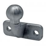 Boule d'attelage K50 90x17 mm