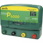 Patura P6000, électrificateur multifonctions 230V / 12V, avec technologie MaxiPuls