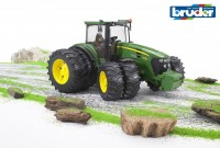Bruder - Tracteur John Deere 7930 avec roues jumelées