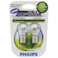 Ampoule Philips EcoVision H3 12V 60/55W H4