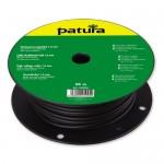 Patura Câble doublement isolé haute tension - 1,6 mm x 25 m