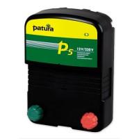 Patura, P5, électrificateur combiné, 230V/ 12 V