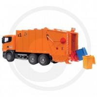 Bruder Scania, série R Camion poubelle, chargeur arrière