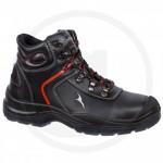 Bottines de sécurité S3 noires, chaussures montantes