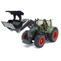 Tracteur Fendt 936 Vario avec chargeur frontal