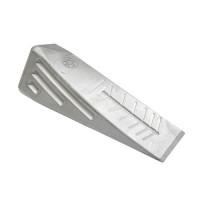 Coin à fendre en aluminium 220x45 mm