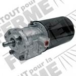Pompe hydraulique pour direction Massey ferguson sans pignon