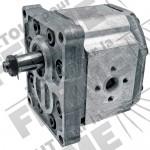 Pompe hydraulique simple gauche MF - Massey Ferguson et Landini