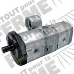 Pompe Hydraulique BOSCH double MASSEY Ferguson serie 4000
