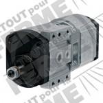 Pompe Hydraulique BOSCH double effet MASSEY Ferguson serie 5000