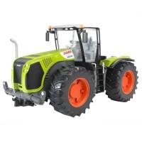 Brudeur - Tracteur Claas Xerion 5000