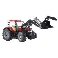Bruder - Tracteur Case CVX 230 avec chargeur frontal