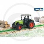 Bruder - Tracteur Claas Nectis 267 F