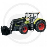 Bruder - Tracteur Claas Axion 950 avec chargeur frontal